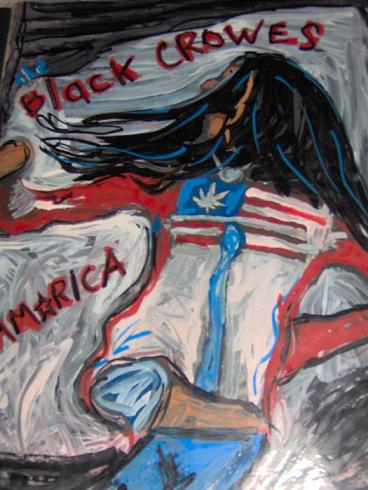 Amorica The Black Crowes